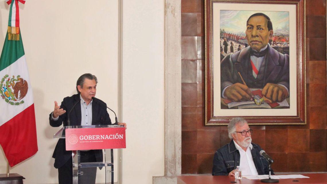Fotografía: Twitter Comisión Mexicana de Apoyo a los Refugiados (COMAR)//