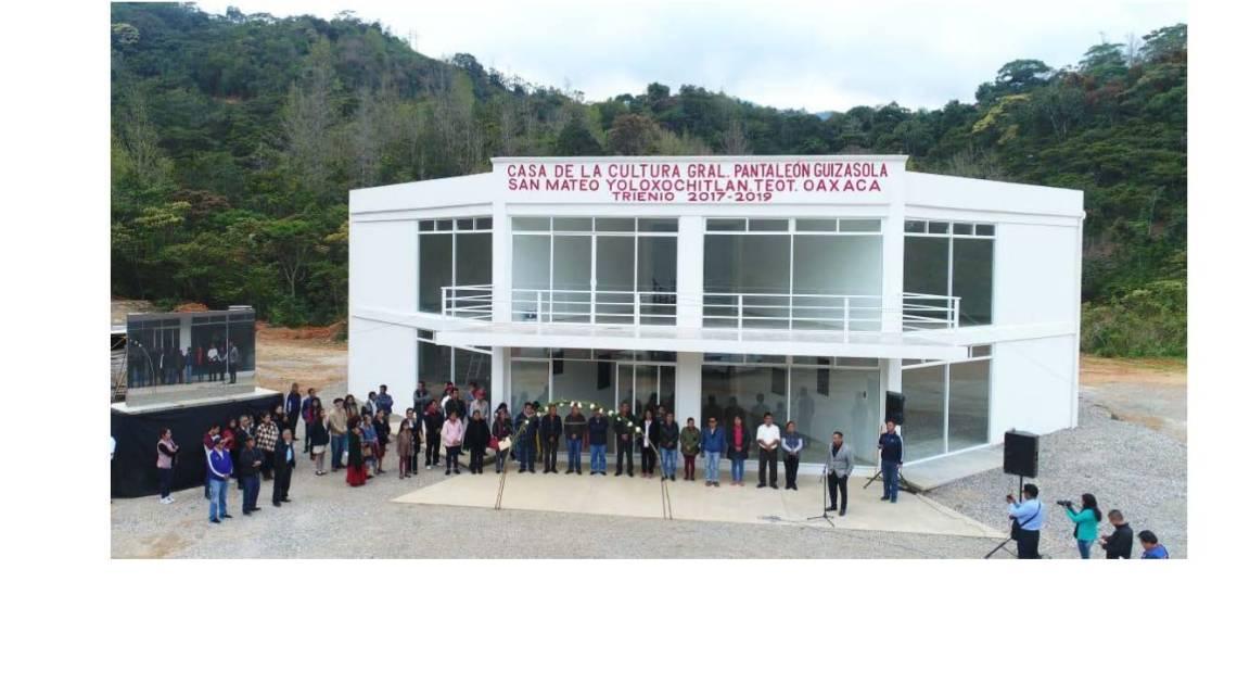 Fotografía: Cortesía de la Dirección General de Vinculación Cultural.