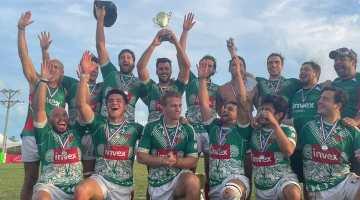 Fotografía: @Rugby_Mexico