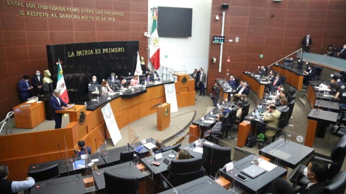 Fotografía: Senado GPPRD