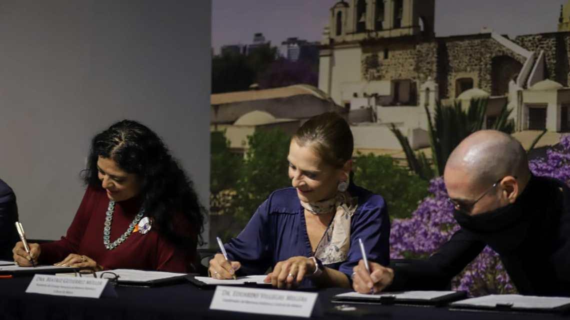 Fotografías: Edoardo Esparza Chavarría/ Secretaría de Cultura