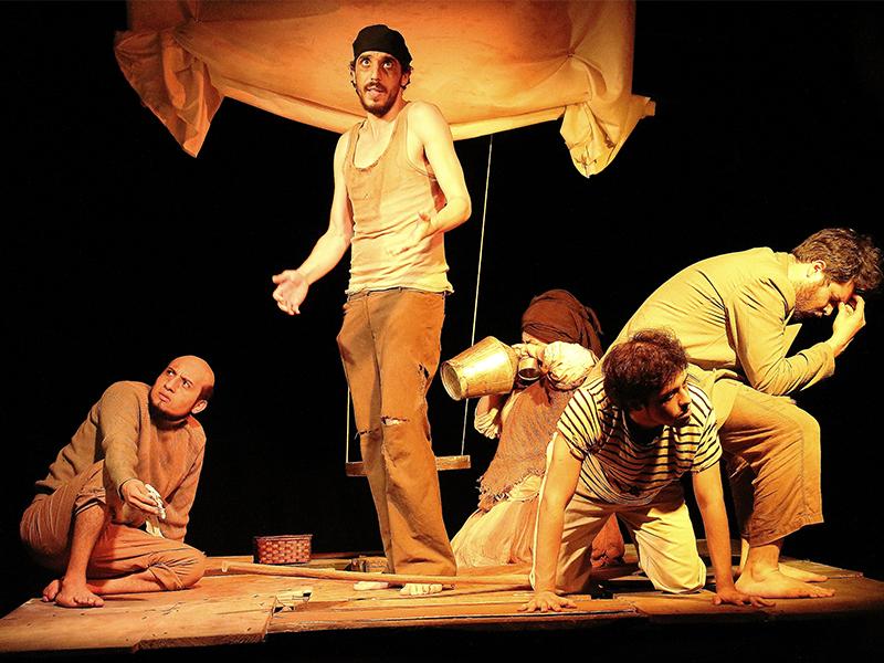 Fotografías: Cortesía Maldito Teatro