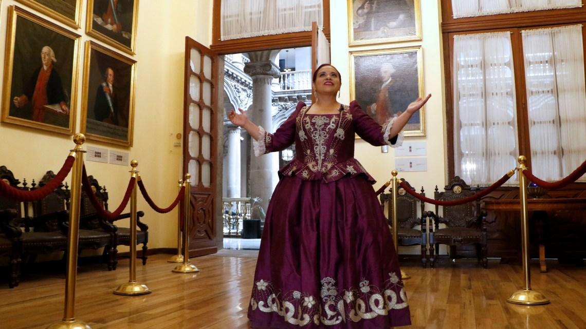 Fotografía: Tania Victoria/ Secretaría de Cultura de la Ciudad de México