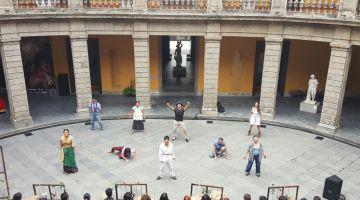 Fotografía: Cortesía de Shakesperiano Teatro Hilos Clásicos