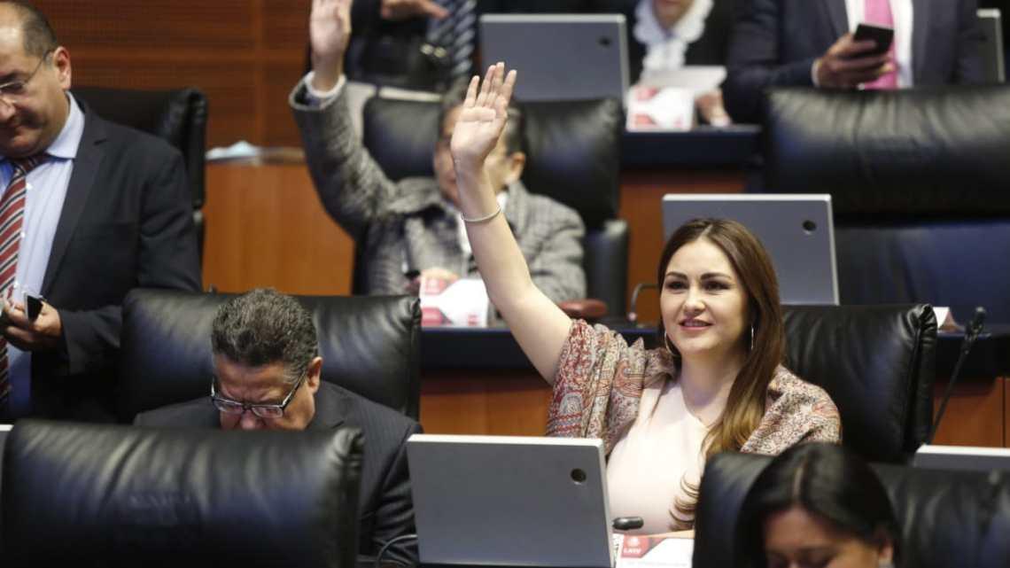 Fotografía: Senado GPPT