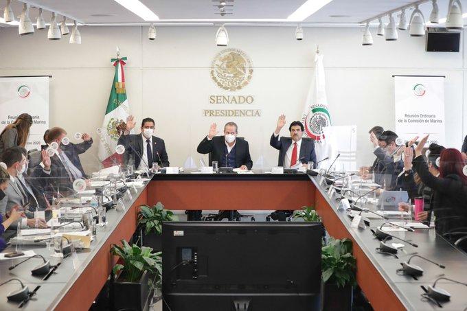 Fotografía: Twitter @senadomexicano