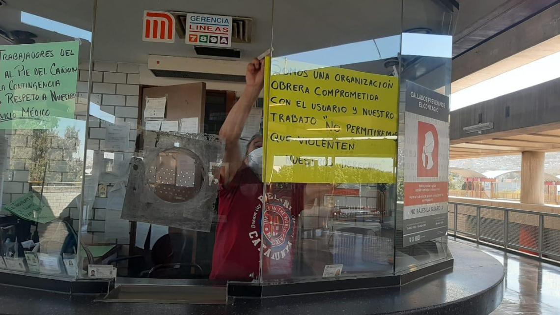 Fotografía: Sindicato de Trabajadores STC
