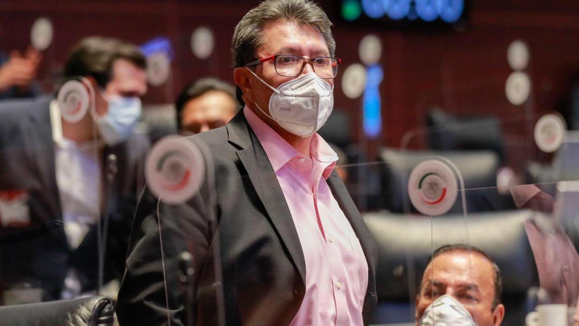 Fotografía: Senado GP Morena