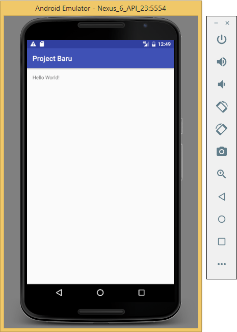Tutorial Membuat Emulator Android Virtual Device (AVD) di Android Studio