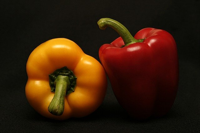 Capsicum - Best vegetables to eat for weight loss