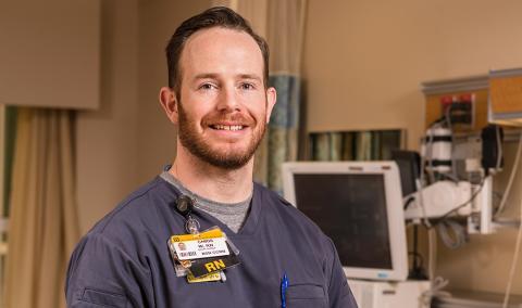 Chris Wilson, RN