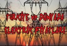 Puant nedir - türkiyedeki elektrik fiyatları