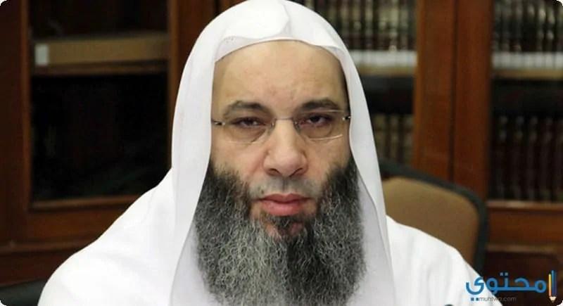 أجمل أدعية محمد حسان مكتوبة أدعية متنوعة موقع محتوى