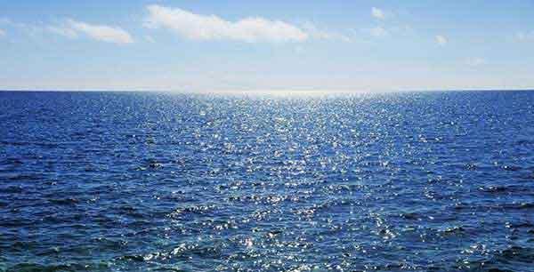 تفسير رؤيه البحر بالمنام