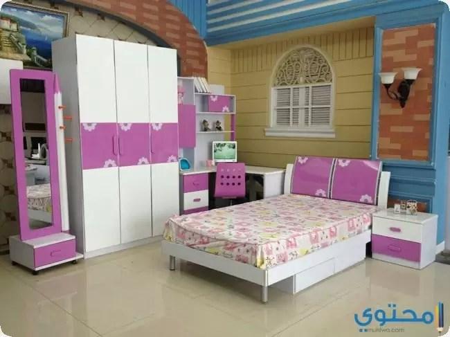 صور غرف نوم بنات اطفال مودرن 2018 موقع محتوى