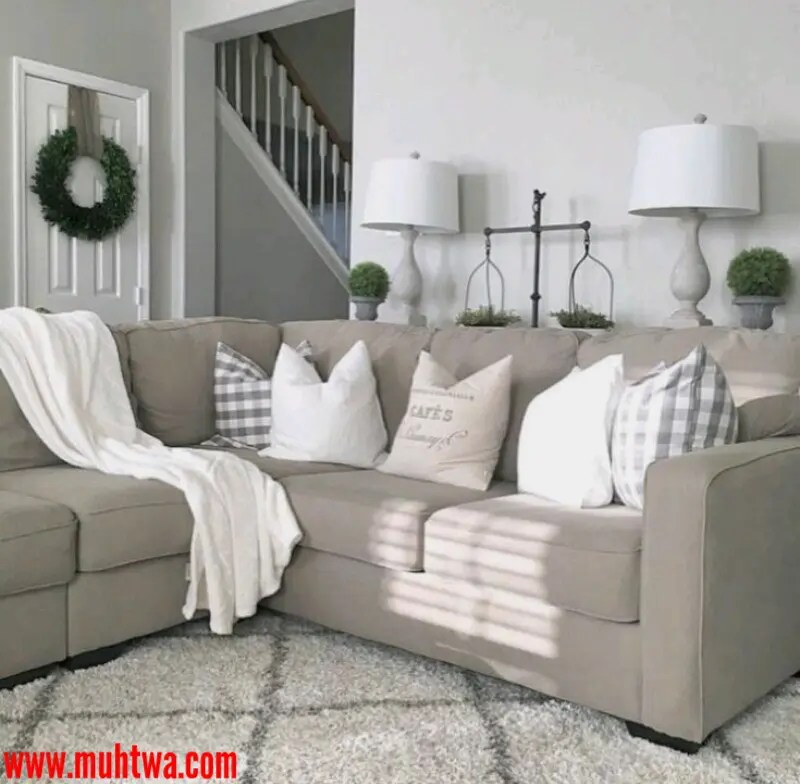 Living Room Placement Couch Small