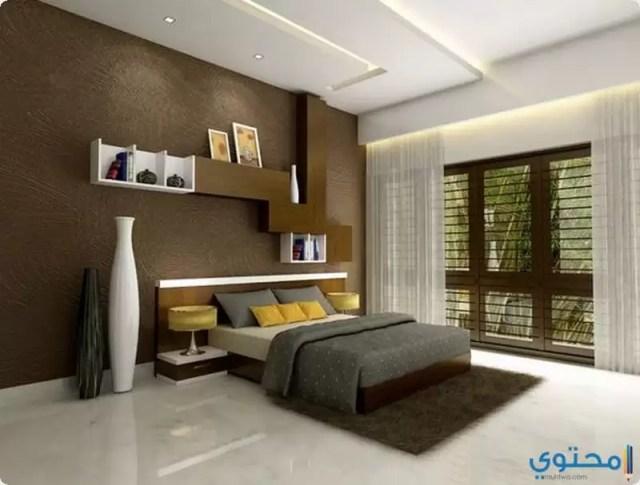 اشكال وديكور جبس غرف النوم 2021 - موقع محتوى