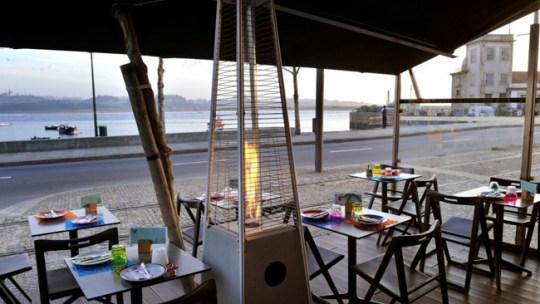 10 Esplanadas no Porto para aquecer neste tempo frio!
