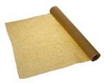 papel manteiga marrom