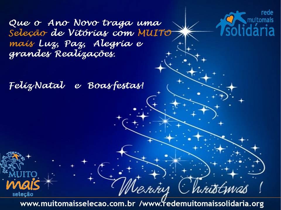 Cartão de Natal 2015