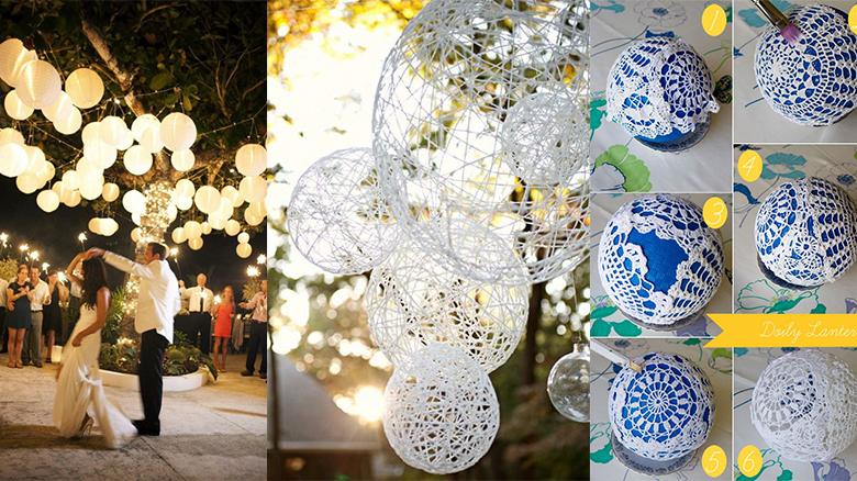 Ideas para ahorrar en la decoraci n de tu boda mujer de 10 - Decoracion bodas sencillas economicas ...