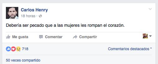 Carlos Henry