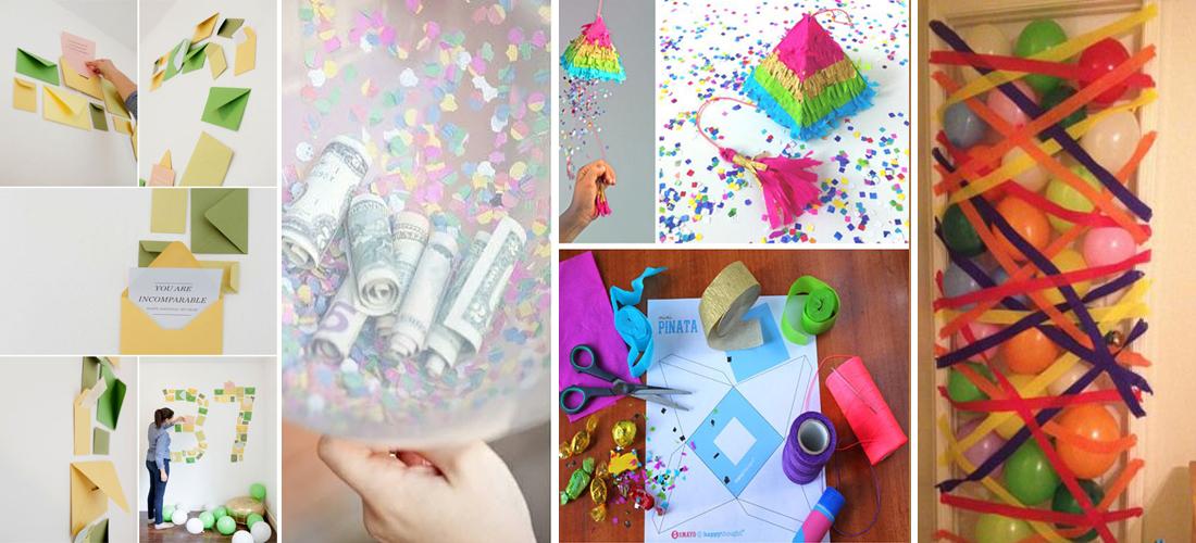 10 ideas originales para decorar el cuarto de tu novio for Cuarto adornado para cumpleanos