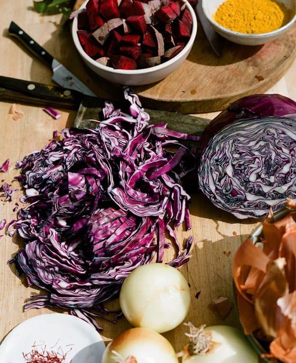 colorantes veganos para usar en tus postres y comida