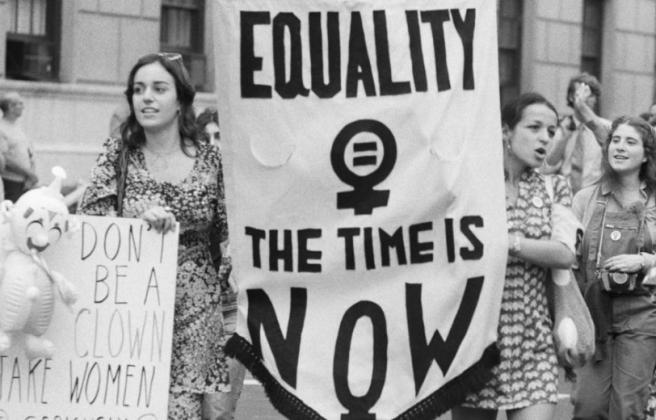 Dia Mujer, la igualdad es ahora