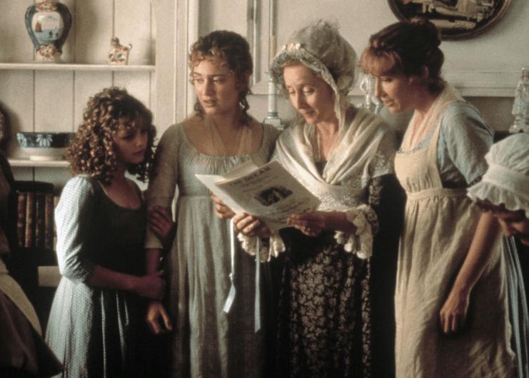 Sentido y sensibilidad, Jane Austen