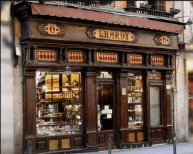 LHardy en Madrid