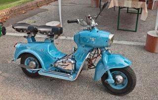 Cómo colocar recambios de motos clásicas