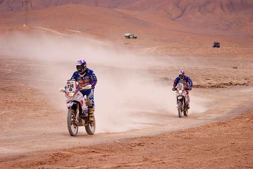 participacion femenina en el dakar, laia sanz, motociclismo femenino, deporte femenino