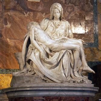 6832_A2 La Piedad, Basilica de San Pedro, Ciudad del Vaticano, R