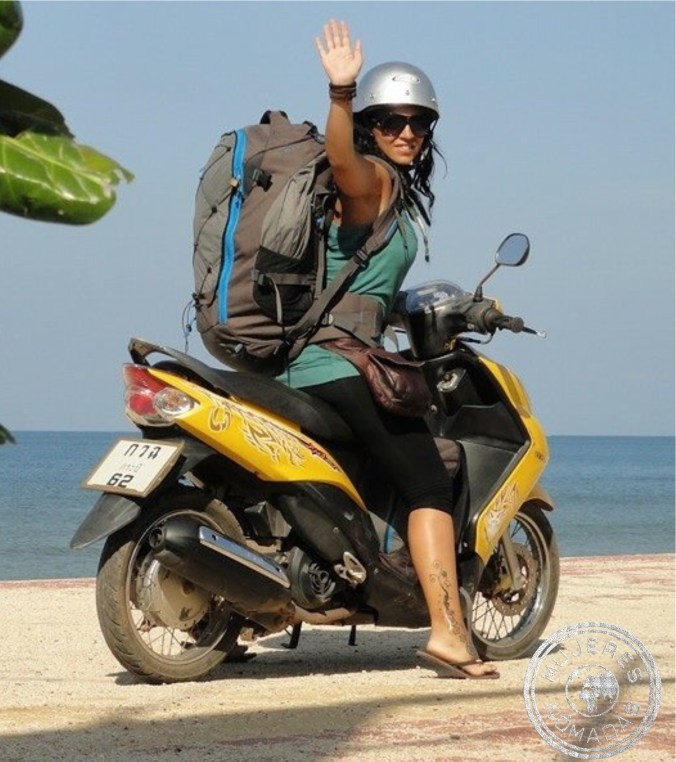 En Koh Lanta, Tailandia.
