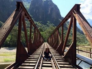 Vicky de camino a Aguascalientes