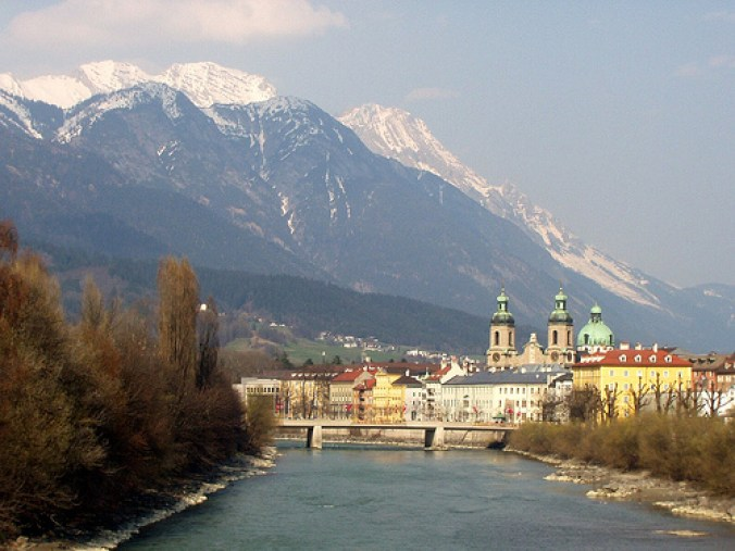 Innsbruck y el valle del Inn