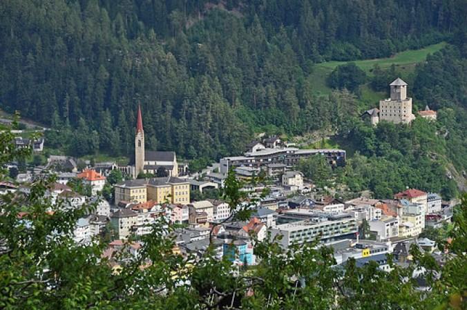 Panoramica de Landeck