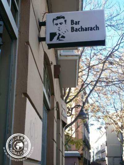 Bar Bacharach en el Casco Viejo
