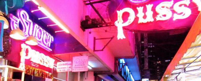 Barrio Rojo de Patpong