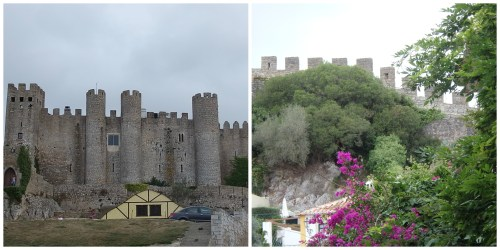ÓBIDOS Collage