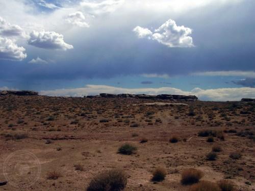 Reserva de indígenas navajos en Arizona