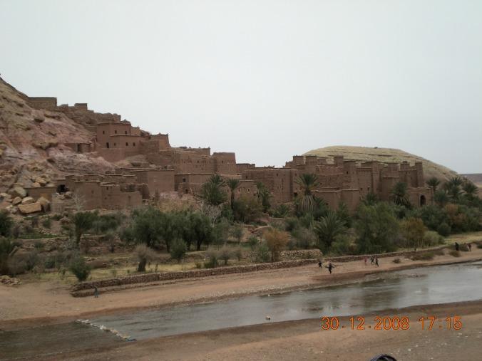 Panoramica de Ouarzazate