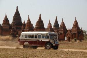 Proyecto Fotográfico. Bagan.