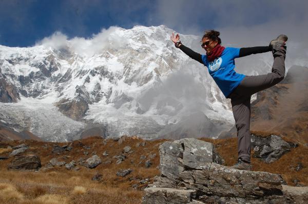Proyecto Viajero. Laura en Nepal