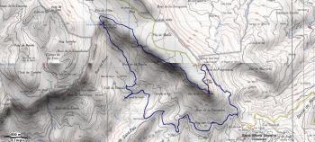 Mapa track -El Far-