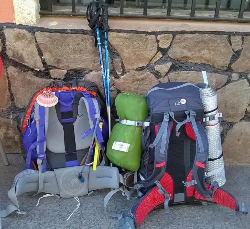 Nuestras mochilas