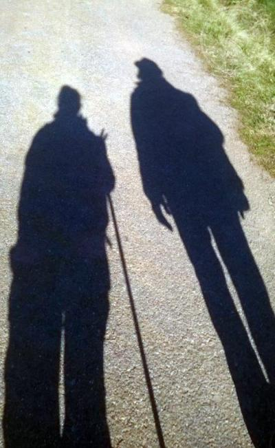 Nuestras sombras en el Camino