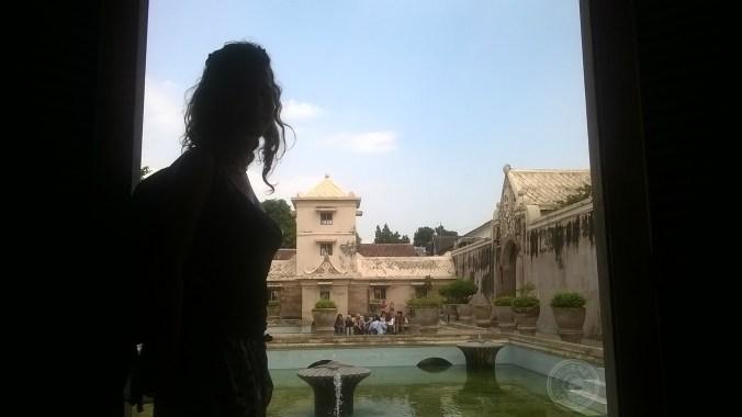 Castillo de agua o Tamansari