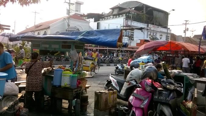 Malioboro Street en Yogya